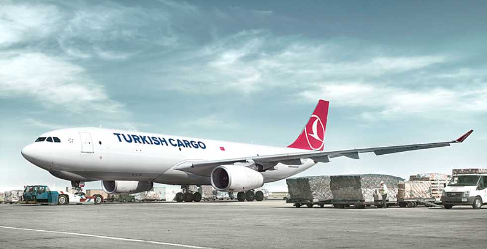 Turkish Cargo Air Cargo Europe 2017'de göz doldurdu